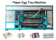 Electric Paper Egg Tray Making Machine / Industrial Egg Tray Production Line