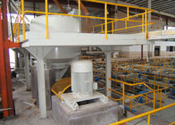 Paper Pulp Fruit Tray Forming Machine Vertical Hydrapulpter / 250~300kg/h