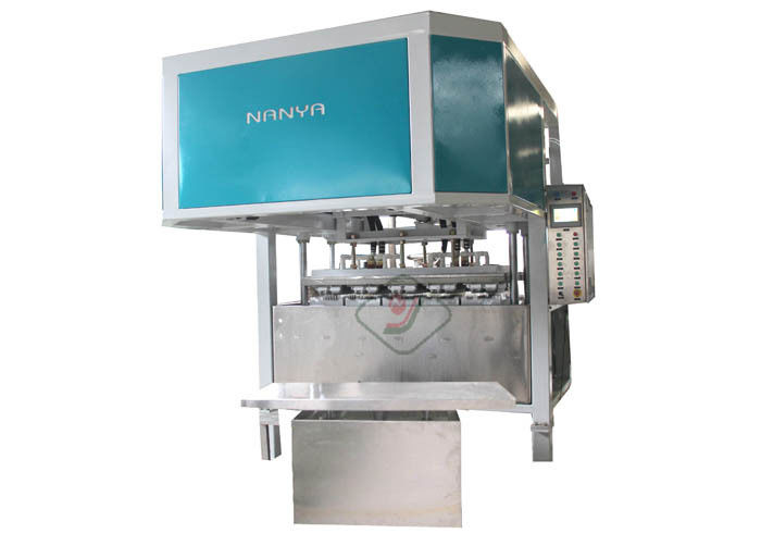 Recycled Paper Pulp Tray Machine , 2000Pcs / H Egg Tray Production Line