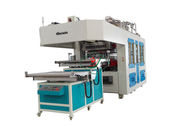 Automatic Paper Plate Tableware Making Machine Thermoforming Line