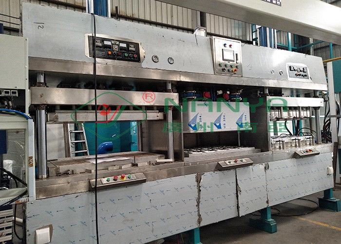 Industrial Semi Automatic Paper Plate Making Machine For Making Paper Plates
